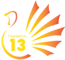 Thankful 13 logo