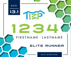 Elite Runner Bib